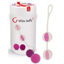 Вагинальные шарики Fun Toys Geisha balls 2