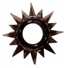 Эрекционное кольцо Rings Cristal (Черный)