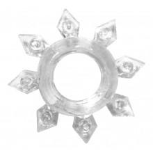 Эрекционное кольцо Rings Gear (Белый)