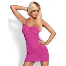 D307 платье (розовый, S/M)