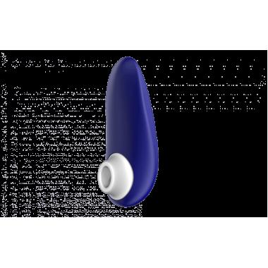 Бесконтактный клиторальный стимулятор Womanizer Starlet 2 (синий)