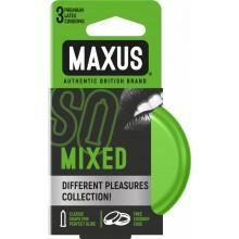 "Презервативы ""MAXUS"" MIXED №3 (набор)"