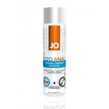 Анальный лубрикант на водной основе JO H2O Anal original, 120 мл