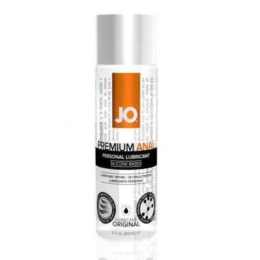 Анальный лубрикант на силиконовой основе JO H2O Anal Premium, 60 мл
