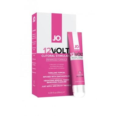 Возбуждающая сыворотка мощного действия JO Volt 12, 10 мл