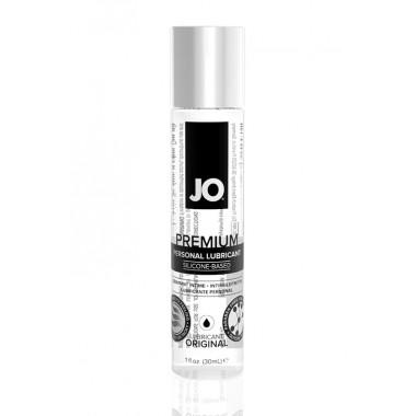 Классический лубрикант на силиконовой основе JO Premium, 30 мл