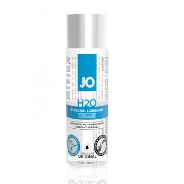 Классический лубрикант на водной основе JO Personal Lubricant H2O, 60 мл