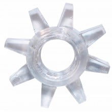 Эрекционное кольцо Rings Cogweel (Белый)