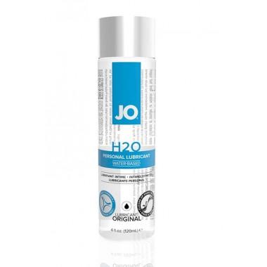 Классический лубрикант на водной основе JO Personal Lubricant H2O, 120 мл
