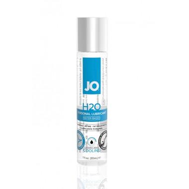 Класический охлаждающий лубрикант на водной основе JO H2O COOL, 30мл