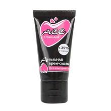 """Анальная крем-смазка на силиконовой основе """"Creamanal АСС"""", 25 гр."""