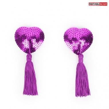 Пэстисы, цвет фиолетовый
