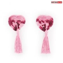 Пэстисы, цвет розовый