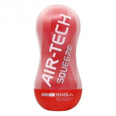 TENGA Air-Tech Squeeze Многоразовый стимулятор Regular