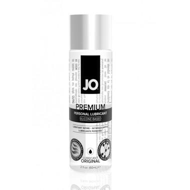 Охлаждающий лубрикант на силиконовой основе JO Premium, 60 мл
