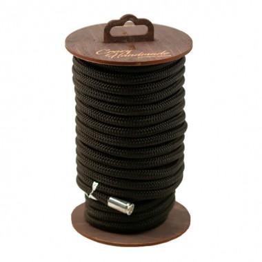 Нейлоновая веревка для шибари 10 м, черный