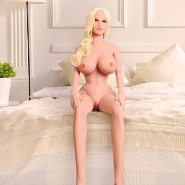 Кукла ЛУИЗА с вибрацией, рост 146 см, вес 34 кг