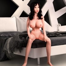 Кукла ЭМИЛИЯ с вибрацией, рост 146 см, вес 34 кг