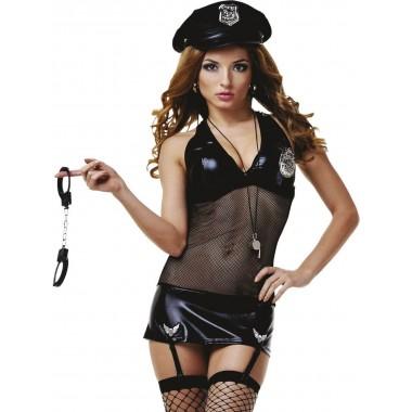 Костюм Сексуального полицейского (L/XL)