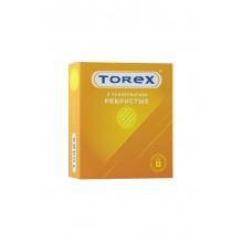 Презервативы Torex Ребристые, 3 шт