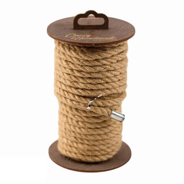 Джутовая веревка для шибари 10 м