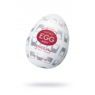 TENGA Egg Мастурбатор яйцо Boxy