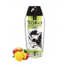 """Вкусовой, ароматический лубрикант SHUNGA TOKO """"Дыня и манго"""", 165 мл"""