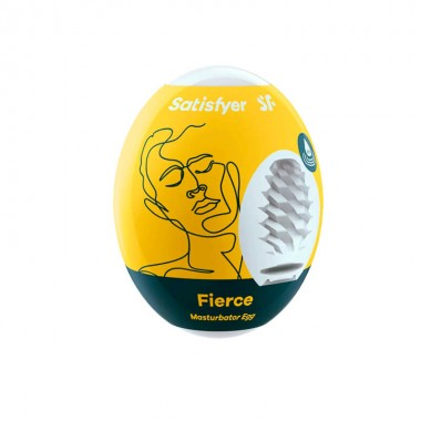 Мини -мастурбатор Egg Single (Fierce)