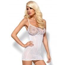 D204 dress (Белый L/XL)