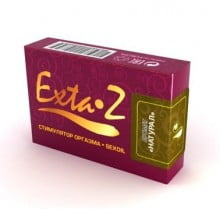 Стимулятор оргазма масло Extaz (натурал)