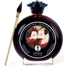 Съедобная краска для тела Shunga Шоколад, 100 мл